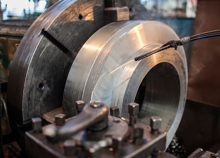 Metal machining and frame-composite equipment